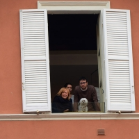 Foto Nicoloro G. 01/10/2017 Cesena ( Forli'-Cesena ) Visita di papa Francesco a Cesena. nella foto