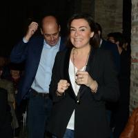 Foto Nicoloro G. 27/11/2018 Ravenna Il PD di Ravenna sceglie Nicola Zingaretti come candidato presidente alle primarie nazionali del PD. nella foto la vice presidente della regione Emilia-Romagna Elisabetta Gualmini.