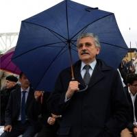 Foto Nicoloro G.   01/05/2015  Milano   Al via l' Expo Milano 2015, l' Esposizione Internazionale che l'Italia ospiterà dal primo Maggio al 31 Ottobre 2015. nella foto l' onorevole Massimo D' Alema.