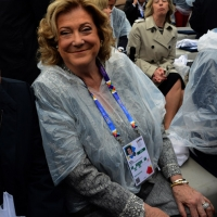 Foto Nicoloro G.   01/05/2015  Milano   Al via l' Expo Milano 2015, l' Esposizione Internazionale che l'Italia ospiterà dal primo Maggio al 31 Ottobre 2015. nella foto il presidente Expo 2015 Diana Bracco.