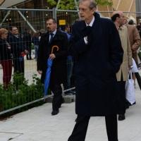Foto Nicoloro G.   01/05/2015  Milano   Al via l' Expo Milano 2015, l' Esposizione Internazionale che l'Italia ospiterà dal primo Maggio al 31 Ottobre 2015. nella foto il sindaco di Torino Piero Fassino.