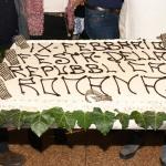 Foto Nicoloro G.   09/02/2020   Ravenna   Il 9 febbraio1849 nasceva la Repubblica Romana, una delle pagine piu' significative del nostro Risorgimento, esperienza che anticipo' l' Unita' d' Italia e la sua Costituzione. La citta' di Ravenna, forte delle sue radicate tradizioni risorgimentali , e' l' unica che ne festeggia i 171 anni dalla nascita, anche perche' dopo la repentina caduta della stessa Repubblica Romana la citta' fu protagonista della storica ' trafila garibaldina '. Inoltre la sola provincia di Ravenna conta ben 53 ' circoli repubblicani ' attivi su piu' di 150 presenti in tutta la Romagna e una diffusa presenza di esponenti del Partito Repubblicano nella vita politica e produttiva della regione. nella foto la torta per i 171 anni dalla costituzione della Repubblica Romana.