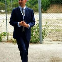"""Foto Nicoloro G.  12/06/2015   Ravenna   Assemblea generale della Confindustria di Ravenna, sul tema """" Impresa e Giustizia """", nell' ambito dei festeggiamenti per i 70 anni dell' Organizzazione ravennate. nella foto il presidente di Confindustria Ravenna Guido Ottolenghi."""
