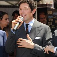 Foto Nicoloro G. 27/05/2011 Ravenna Quindicesima Borsa del Turismo delle 100 Citta' d' Arte d' Italia. nella foto Matteo Marzotto