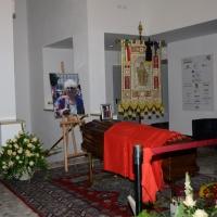 Foto Nicoloro G. 30/05/2013 Milano E' stata allestita nel Piccolo Teatro di via Rovello la camera ardente per Franca Rame, l' attrice si è spenta a 84 anni nella sua casa di Porta Romana a Milano. nella foto La camera ardente