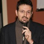 Foto Nicoloro G.   18/01/2020   Ravenna   Campagna elettorale per le elezioni regionali del 26 gennaio in Emilia-Romagna. nella foto Alessandro Barattoni, segretario provinciale PD Ravenna.