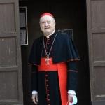 Foto Nicoloro G.   12/09/2021   Ravenna   Questa giornata segna il culmine delle celebrazioni dei 700 anni dalla morte di Dante. nella foto il cardinale Gianfranco Ravasi.