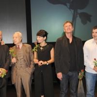 Peppe Servillo – Marc Fumaroli – Elisabetta Sgarbi – Michael Cunningham – Konstantin Novoselov