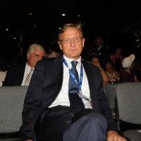 """Foto Nicoloro G. 21/08/2011 Rimini Edizione 2011 del Meeting di Rimini che ha per titolo """" E l' esistenza diventa una immensa certezza """".  nella foto Bernhard Scholz"""