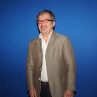 """Foto Nicoloro G. 26/08/2011 Rimini Sesta giornata dell' edizione 2011 del Meeting di Rimini che ha per titolo """" E l' esistenza diventa una immensa certezza """". nella foto Roberto Maroni"""