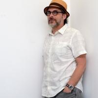 """Foto Nicoloro G. 26/06/2013 Milano Ottava giornata della quattordicesima edizione de """" La Milanesiana """" che ha per tema """" Il segreto """". nella foto Michael Chabon"""