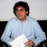 """Foto Nicoloro G. 26/06/2013 Milano Ottava giornata della quattordicesima edizione de """" La Milanesiana """" che ha per tema """" Il segreto """". nella foto Armando Besio"""