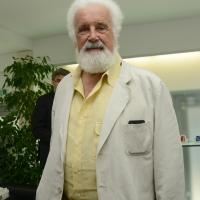 """Foto Nicoloro G. 22/06/2013 Milano Quarta giornata della quattordicesima edizione de """" La Milanesiana """" che ha per tema """" Il segreto """". nella foto Cesare Rimini"""