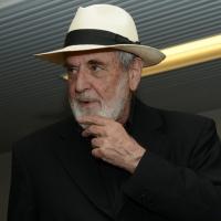 """Foto Nicoloro G. 23/06/2013 Milano Quinta giornata della quattordicesima edizione de """" La Milanesiana """" che ha per tema """" Il segreto """". nella foto Michelangelo Pistoletto"""