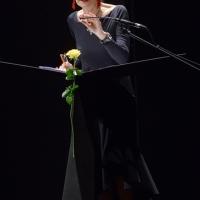 """Foto Nicoloro G. 23/06/2013 Milano Quinta giornata della quattordicesima edizione de """" La Milanesiana """" che ha per tema """" Il segreto """". nella foto Elisabetta Sgarbi"""