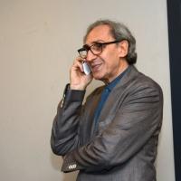 """Foto Nicoloro G. 23/06/2013 Milano Sesta giornata della quattordicesima edizione de """" La Milanesiana """" che ha per tema """" Il segreto """". nella foto Franco Battiato"""