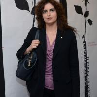 """Foto Nicoloro G. 23/06/2013 Milano Sesta giornata della quattordicesima edizione de """" La Milanesiana """" che ha per tema """" Il segreto """". nella foto Cristina Cappellini"""