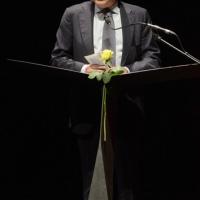 """Foto Nicoloro G. 23/06/2013 Milano Sesta giornata della quattordicesima edizione de """" La Milanesiana """" che ha per tema """" Il segreto """". nella foto Umberto Novo Maerna"""