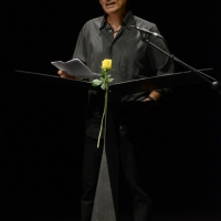 """Foto Nicoloro G. 25/06/2013 Milano Settima giornata della quattordicesima edizione de """" La Milanesiana """" che ha per tema """" Il segreto """". nella foto Andrea De Carlo"""