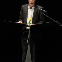 """Foto Nicoloro G. 25/06/2013 Milano Settima giornata della quattordicesima edizione de """" La Milanesiana """" che ha per tema """" Il segreto """". nella foto John Coetzee"""