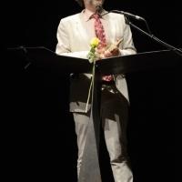 """Foto Nicoloro G. 25/06/2013 Milano Settima giornata della quattordicesima edizione de """" La Milanesiana """" che ha per tema """" Il segreto """". nella foto Michael Chabon"""