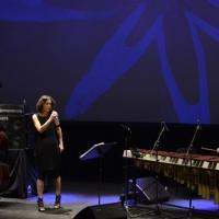 """Foto Nicoloro G. 25/06/2013 Milano Settima giornata della quattordicesima edizione de """" La Milanesiana """" che ha per tema """" Il segreto """". nella foto Petra Magoni"""