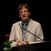 """Foto Nicoloro G.  23/06/2014  Milano   Quindicesima edizione de """" La Milanesiana """" che quest' anno ha per tema la """" Fortuna """". nella foto l' assessore Filippo Del Corno."""