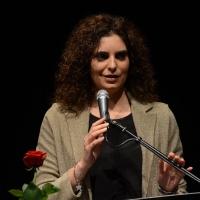 """Foto Nicoloro G.  23/06/2014  Milano   Quindicesima edizione de """" La Milanesiana """" che quest' anno ha per tema la """" Fortuna """". nella foto l' assessore Cristina Cappellini"""