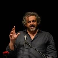 """Foto Nicoloro G.  23/06/2014  Milano   Quindicesima edizione de """" La Milanesiana """" che quest' anno ha per tema la """" Fortuna """". nella foto lo scrittore Edoardo Nesi."""