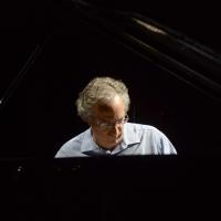 """Foto Nicoloro G.  27/06/2014  Milano   Quinta giornata della quindicesima edizione de """" La Milanesiana """" che quest' anno ha per tema la """" Fortuna """". nella foto il pianista Uri Caine."""