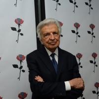 """Foto Nicoloro G.  24/06/2014  Milano   Seconda giornata della quindicesima edizione de """" La Milanesiana """" che quest' anno ha per tema la """" Fortuna """". nella foto il giornalista Furio Colombo."""