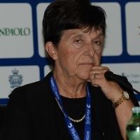 Foto Nicoloro G.  124/08/2014  Rimini   XXXV edizione del Meeting per l' amicizia fra i popoli. nella foto Emilia Guarnieri, presidente della Fondazione Meeting.