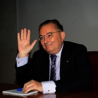 Foto Nicoloro G.   29/08/2014  Rimini      Sesta giornata della XXXV edizione del Meeting per l' amicizia fra i popoli. nella foto il presidente di Confindustria Giorgio Squinzi.
