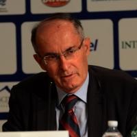 Foto Nicoloro G.   29/08/2014  Rimini      Sesta giornata della XXXV edizione del Meeting per l' amicizia fra i popoli. nella foto il professore Massimo Borghesi.