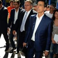 Foto Nicoloro G.   29/08/2014  Rimini      Sesta giornata della XXXV edizione del Meeting per l' amicizia fra i popoli. nella foto il commissario Expo 2015 Giuseppe Sala.