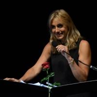 """Foto Nicoloro G.  25/06/2015  Milano    Quarta serata della sedicesima edizione de """" La Milanesiana """". nella foto la giornalista Cristina Battocletti."""