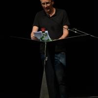 """Foto Nicoloro G.  25/06/2015  Milano    Quarta serata della sedicesima edizione de """" La Milanesiana """". nella foto lo scrittore tedesco Herman Koch."""