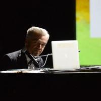 """Foto Nicoloro G.  25/06/2015  Milano    Quarta serata della sedicesima edizione de """" La Milanesiana """". nella foto il musicista e cantante Morgan."""