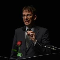"""Foto Nicoloro G.  23/06/2015  Milano    Seconda serata della sedicesima edizione de """" La Milanesiana """". nella foto l' assessore Filippo Del Corno."""