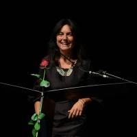 """Foto Nicoloro G.  23/06/2015  Milano    Seconda serata della sedicesima edizione de """" La Milanesiana """". nella foto la presidente dei Pomeriggi Musicali, Paola Ghiringhelli."""