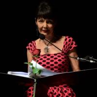 """Foto Nicoloro G.  23/06/2015  Milano    Seconda serata della sedicesima edizione de """" La Milanesiana """". nella foto Elisabetta Sgarbi."""
