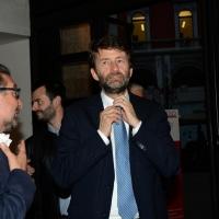 """Foto Nicoloro G.  22/06/2015  Milano   Si è aperta ufficialmente la sedicesima edizione de """" La Milanesiana """". nella foto il ministro Dario Franceschini."""