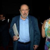 """Foto Nicoloro G.  22/06/2015  Milano   Si è aperta ufficialmente la sedicesima edizione de """" La Milanesiana """". nella foto il semiologo Umberto Eco."""