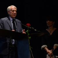 """Foto Nicoloro G.  22/06/2015  Milano   Si è aperta ufficialmente la sedicesima edizione de """" La Milanesiana """". nella foto il sindaco Giuliano Pisapia."""
