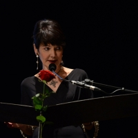 """Foto Nicoloro G.  22/06/2015  Milano   Si è aperta ufficialmente la sedicesima edizione de """" La Milanesiana """". nella foto Elisabetta Sgarbi."""