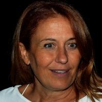 Foto Nicoloro G.   24/08/2015    Rimini    Quinta giornata dell' edizione 2015 del Meeting di C.L. dal titolo ' Di che è mancanza questa mancanza, cuore, che a un tratto ne sei pieno ? '. nella foto la neo presidente Rai Monica Maggioni.