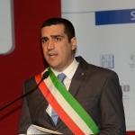 Foto Nicoloro G.   27/03/2019   Ravenna   XIV edizione dell' OMC - Offshore Mediterranean Conference -. nella foto il sindaco di Ravenna Michele de Pascale.