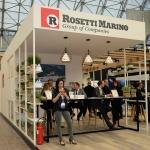 Foto Nicoloro G.   27/03/2019   Ravenna   XIV edizione dell' OMC - Offshore Mediterranean Conference -. nella foto lo stand Rossetti.