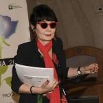 Foto Nicoloro G.   14/06/2021   Milano     Edizione 2021 de La Milanesiana con una serata dedicata alla figura del regista Giorgio Strehler a 100 anni dalla nascita. nella foto Elisabetta Sgarbi, ideatrice e direttrice della manifestazione.