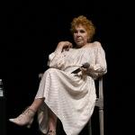 Foto Nicoloro G.   14/06/2021   Milano     Edizione 2021 de La Milanesiana con una serata dedicata alla figura del regista Giorgio Strehler a 100 anni dalla nascita. nella foto la cantante Ornella Vanoni.
